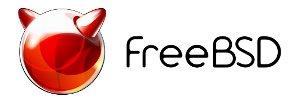 Linux rendszergazda freebsd szerver logo